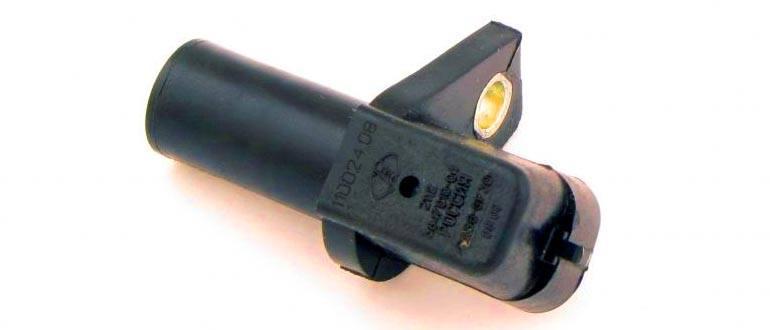 Признаки неисправности датчик фаз на ВАЗ 2114 8 клапанов