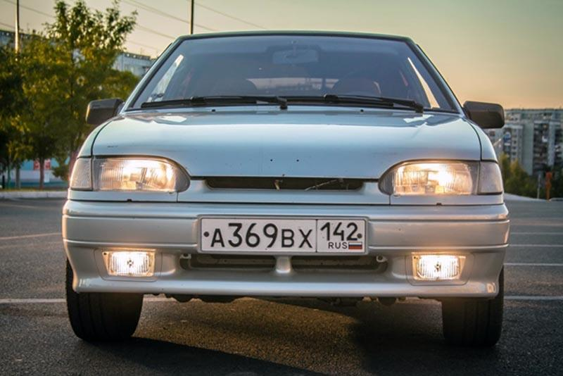 Лампочки ПТФ ВАЗ 2114