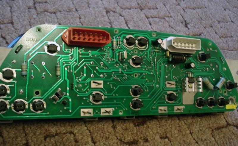 Не горит подсветка приборов на ВАЗ 2114