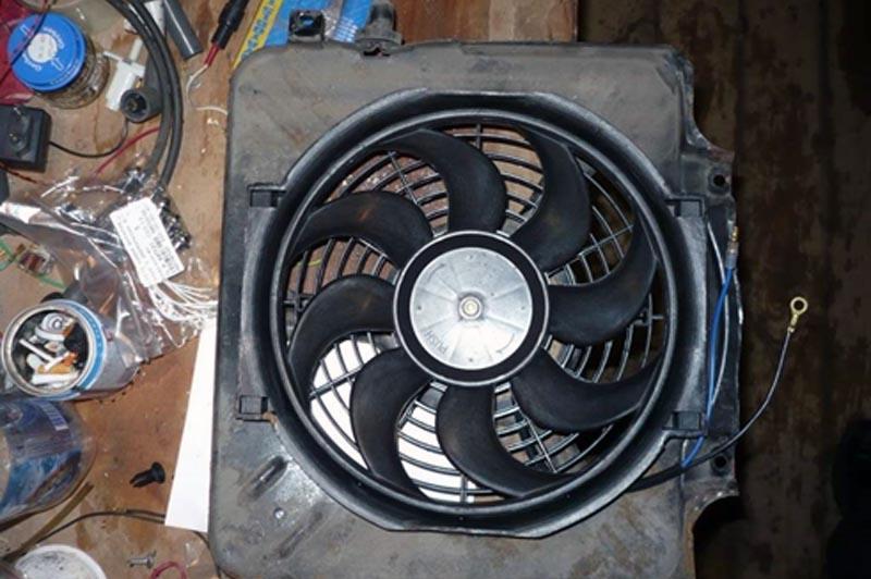 Не включается вентилятор на ВАЗ 2114