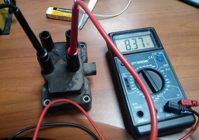 Модуль зажигания ВАЗ 2114