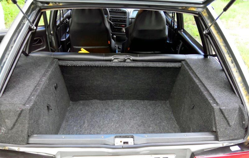 Багажник ВАЗ 2114