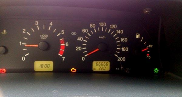 Check Engine ВАЗ 2114