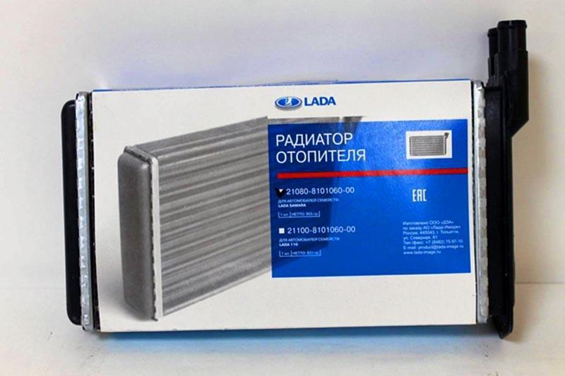 Радиатор печки ВАЗ 2114