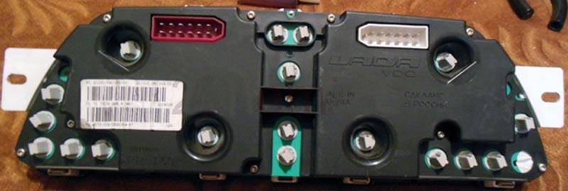 Приборная панель VDO ВАЗ 2114