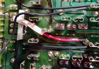 Восстановленный блок предохранителей ВАЗ 2114