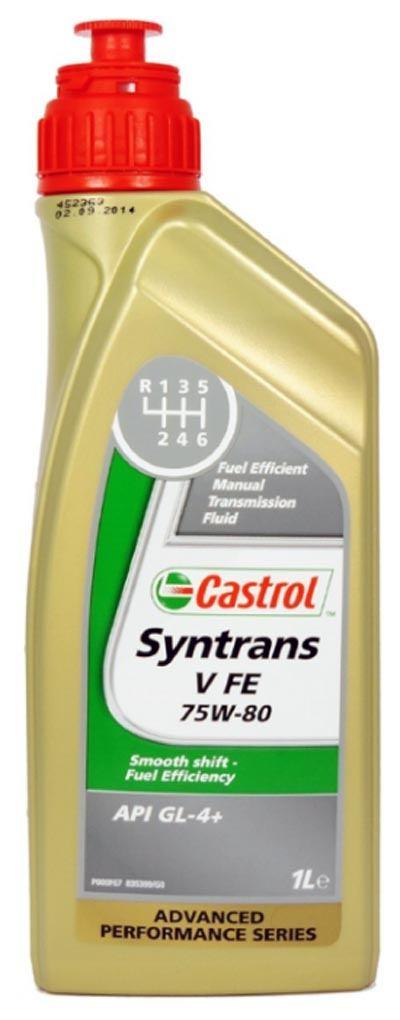 Castrol для КПП ВАЗ 2114