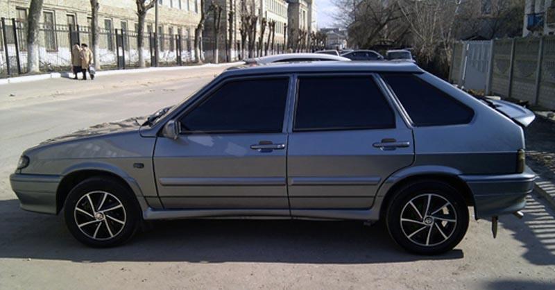 ВАЗ 2114 на литье