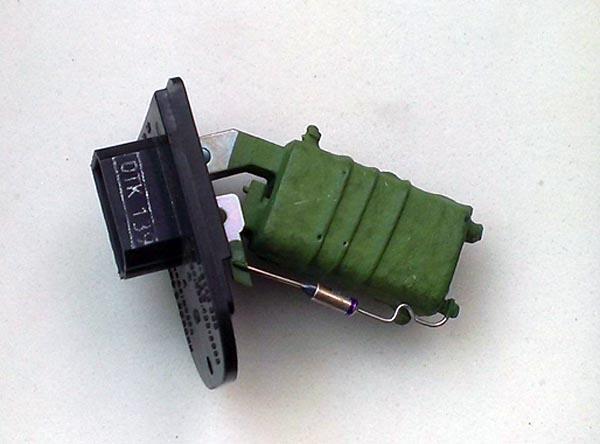 Резистор печки ВАЗ 2114