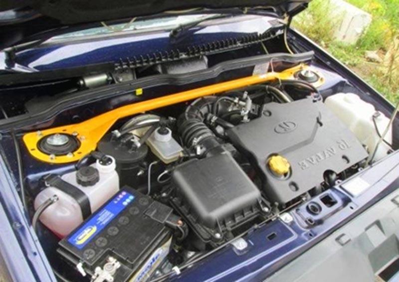 Расход топлива ВАЗ 2114