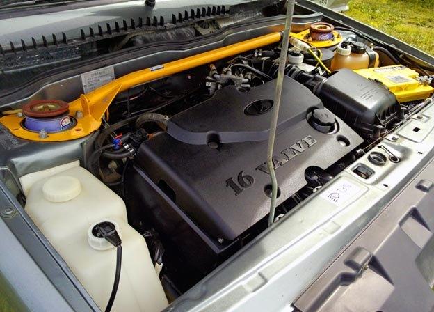 Характеристики ВАЗ 2114 Супер Авто