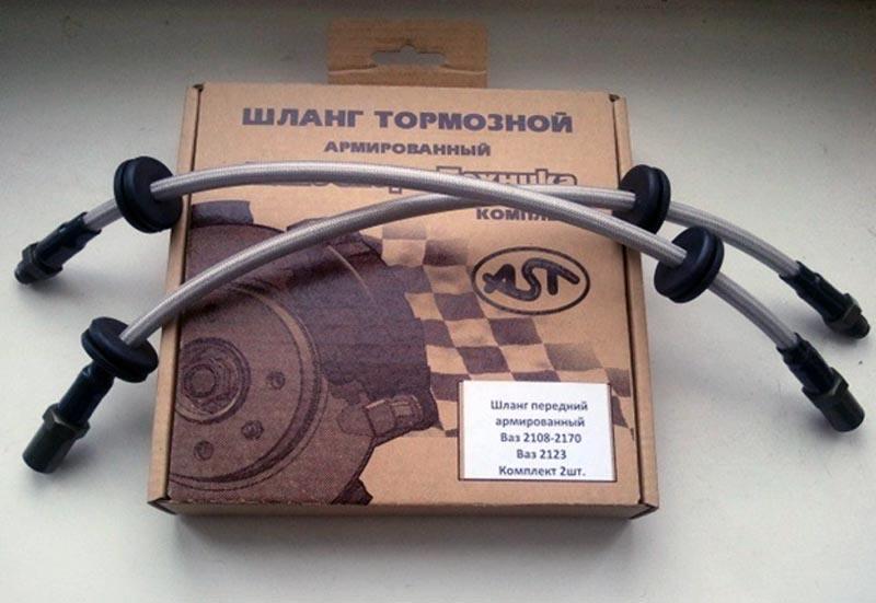 Тормозной шланг ВАЗ 2114